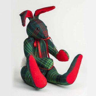 Tartan Rabbit
