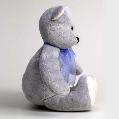 Grey Plushie Teddy