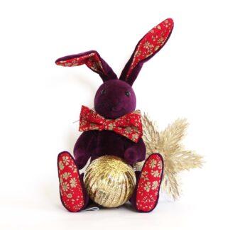 Buckles the Christmas Bunny