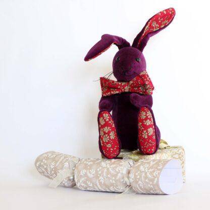 Buckles our Velveteen Rabbit