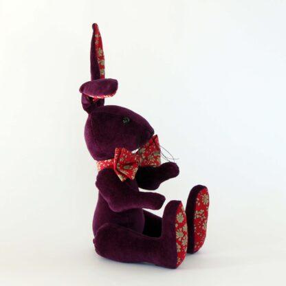 Velvet Bunny Buckles