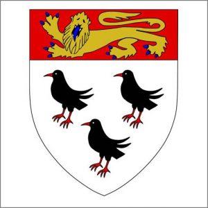 Canterbury Crest