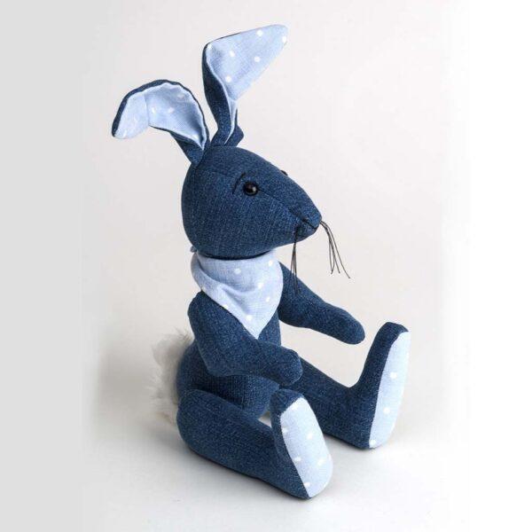 Denim Bunny