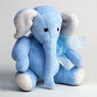 Blue Ellie Plushie