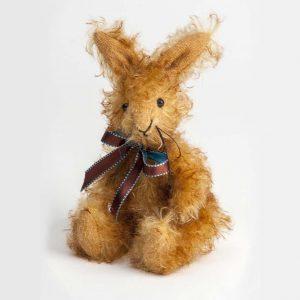 Ginger Rabbit Bunny Toy