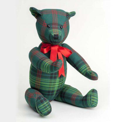 Tartan Bear for Children