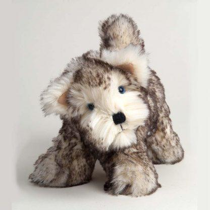 Soft Husky Dog Toy