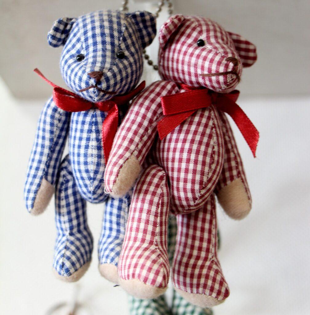 Keyring Bears