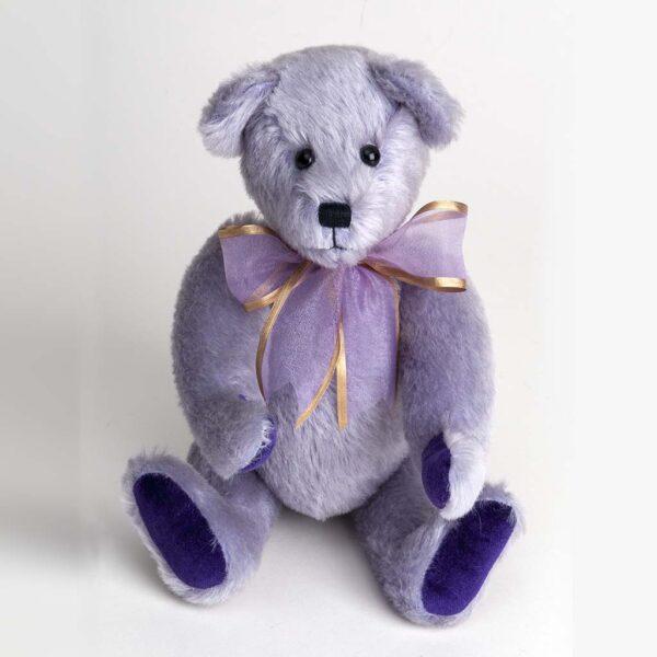Our purple fur Iris