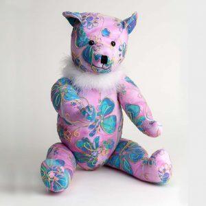 Liberty Bear Fabric Collection