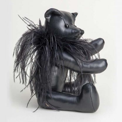 Black Leather Bear