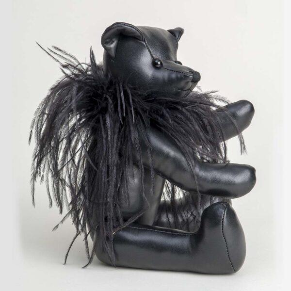Leather Black Bear