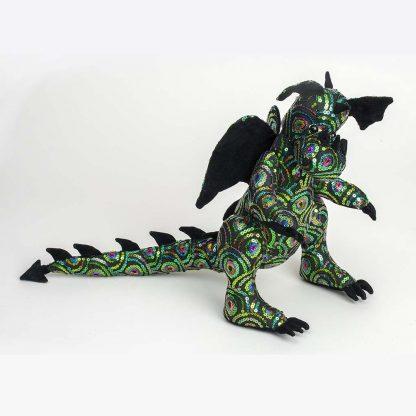 Sequin Dragon