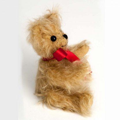 Gold Mohair Peter Teddy Bear