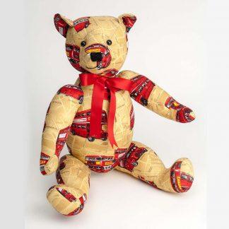 Red Bus Bear