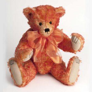 Red Fluffy Toy TeddyBear