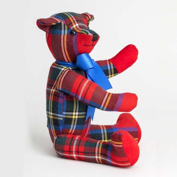 Tartan Cloth Bear