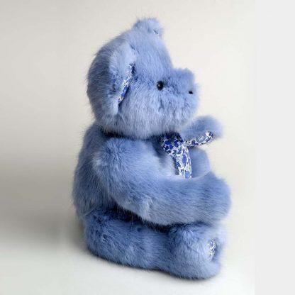 Sky Blue Bear