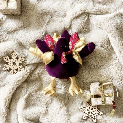 Strudel Turkey for Christmas