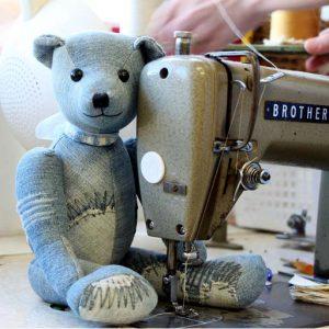 Smiley Workshop Bear