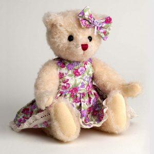 Traditional teddy Sweetpea