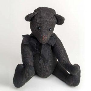 Bear Black and Calico