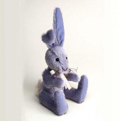 Violet Rabbit for Gift